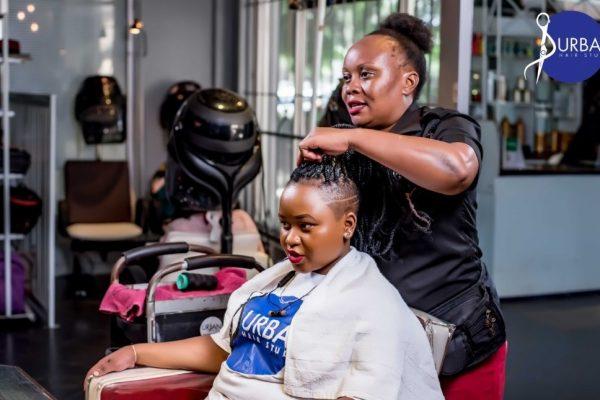 urban hair studio - best hair salon in nairobi-min